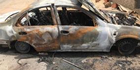 الشرطة تكشف ملابسات 4 قضايا حرق جنائي في نابلس