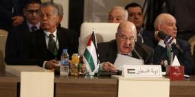 المجلس الوطني يطالب القمة العربية بمواجهة قرارات ترمب