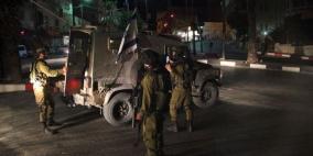الاحتلال يقتحم بيتونيا واندلاع مواجهات عنيفة