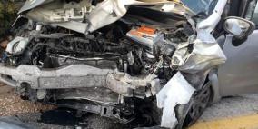 صورة.. مصرع شاب جراء حادث سير ذاتي في أريحا