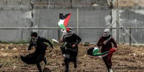 بالصور.. هذا ما حدث في يوم الأرض على حدود قطاع غزة