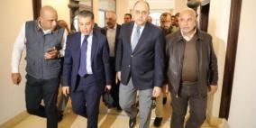 الوفد الأمني المصري يعود إلى غزة لإستكمال المباحثات