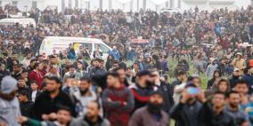 شهيد متأثرا بإصابته برصاص الاحتلال شرق خانيونس