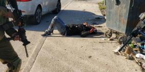 شهيد وإصابة برصاص مستوطن جنوب نابلس