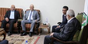 تفاصيل الاجتماع الاخير بين وفد المخابرات المصرية و حماس والجهاد