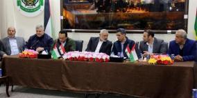 حماس تستعرض جزءا من نتائج تفاهماتها مع اسرائيل