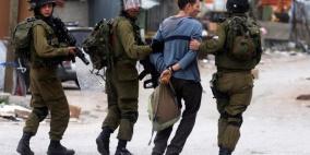 قوات الاحتلال تعتقل 18 مواطنا من الضفة والقدس