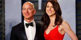 بعد صفقة الانفصال.. طليقة بيزوس تصبح ثالث أغنى امرأة بالعالم