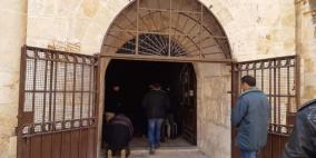 اعتداءات الاحتلال طالت 50 من حراس وموظفي الأقصى