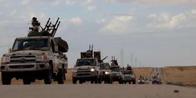قوات حفتر تدخل طرابلس من جميع المحاور