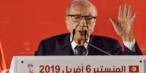 الرئيس التونسي: لن أترشح لفترة رئاسية جديدة