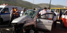 مصرع شخصين وإصابة 163 آخرين في 229 حادث سير