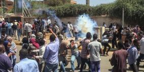 ارتفاع عدد قتلى تظاهرات السودان
