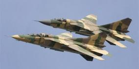 سلاح الجو يدخل معركة طرابلس