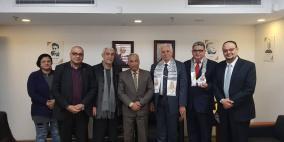 الأكاديمية العربية للعلوم المصرفية تقدم تسهيلات لطلبة فلسطين