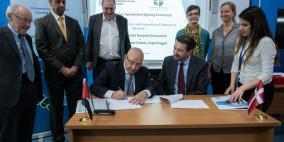 """""""المطلع"""" في القدس و """"ستينو"""" في كوبنهاجن يوقعان اتفاقية توأمة لمحاربه السكري"""