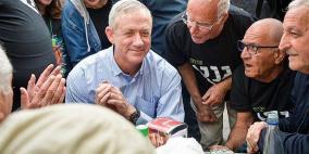 غانتس: ستبقى القدس عاصمة اسرائيل ولا عودة لحدود 1967