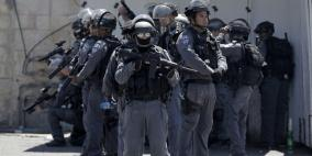 استنفار أمني عشية الانتخابات الإسرائيلية