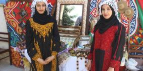 """انطلاق فعاليات يوم التراث الفلسطيني """"خوابي"""" في برقين"""