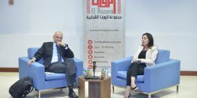 """الروزنا تستضيف الغبرا لمناقشة كتابه """"النكبة ونشوء الشتات الفلسطيني في الكويت"""""""