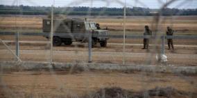 الاحتلال يعتقل شابين قرب حدود شمال غزة