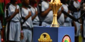 """نتائج قرعة كأس أمم أفريقيا """"مصر 2019"""""""
