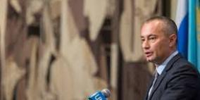 ملادينوف: نتطلع إلى العمل مع الحكومة الفلسطينية الجديدة