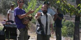 إصابة شاب برصاص مستوطن في بورين
