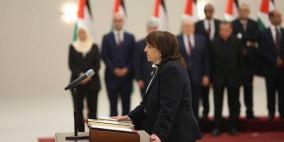 أول وزيرة صحة في فلسطين: سأعمل بكل طاقتي لخدمة المواطنين
