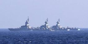 إسرائيل تهاجم سوريا بصواريخ بحرية لأول مرة