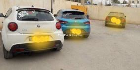 """الشرطة تحتجز 5 مركبات بسبب """"التفحيط"""" في أريحا"""