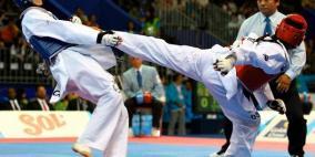 فلسطين تحصد ثلاث ميداليات في البطولة العربية للتايكواندو