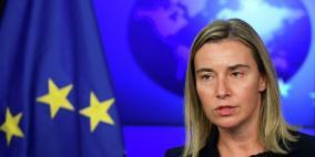الاتحاد الاوروبي: لن نعترف أبدا بسيادة إسرائيل على أي أرض احتلتها