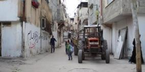 الاحتلال يعتقل 5 شبان من مخيم الجلزون