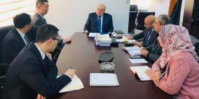 وزير المالية يجدد رفض القيادة استلام أموال الضرائب منقوصة
