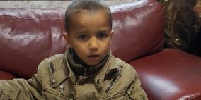 الشرطة تناشد للمساعدة في التعرف على طفل تائه