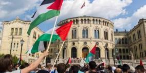الجالية الفلسطينية في جنوب النرويج تؤكد دعمها للحركة الأسيرة