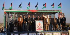 """""""الوحدة وانهاء الانقسام"""" شعار الجمعة المقبلة"""