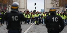 """فرنسا تتأهب لـ """"السبت الأسود"""" وتنشر 60 ألف شرطي"""