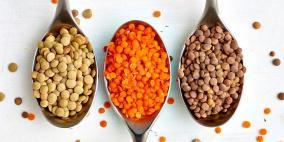 """""""العدس"""" فوائد مذهلة ومكون غذائي أساسي"""
