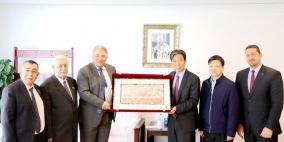 أبو كشك: معهد كونفوشيوس تطوير للتبادل بين الصين وفلسطين