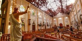تفاصيل جديدة بشأن هوية انتحاريي سريلانكا