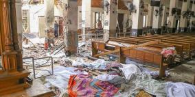 ارتفاع حصيلة ضحايا تفجيرات سريلانكا