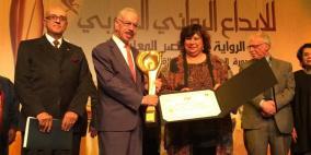 الأديب يحيى يخلف يفوز بجائزة ملتقى الرواية العربية