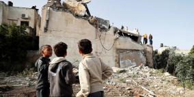 اطلاق مبادرة لإعادة بناء منزل عائلة الشهيد أبو ليلى