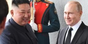 قمة تاريخية مثمرة بين بوتين وكيم