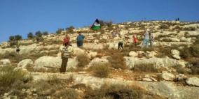 إصابة 3 مواطنين في اعتداء مستوطنين غرب رام الله