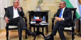 رئيس الوزراء: سنعيد النظر في العلاقة مع إسرائيل
