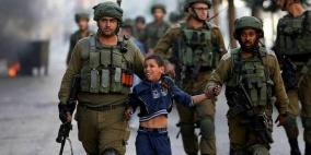 الاحتلال اعتقل 50 ألف طفل فلسطيني منذ عام 1967
