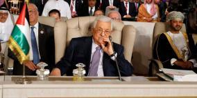 إسرائيل تطلب من الدول العربية التدخل لاقناع ابو مازن